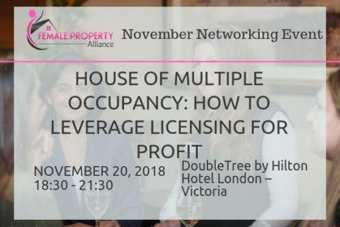 EVENT: 20 November 2018
