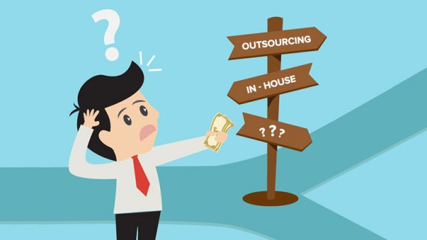 Why is outsourcing so important?